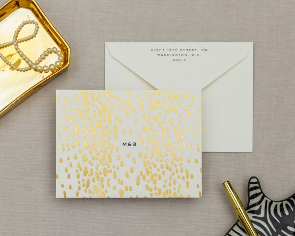 golden divinity notecard