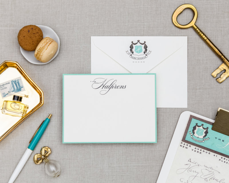 the drake hotel personalized stationery
