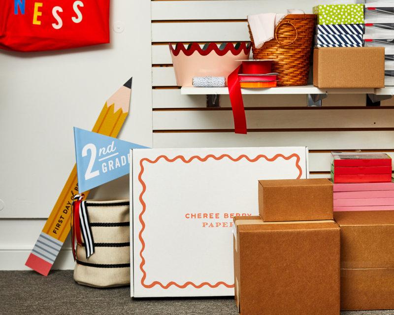banner box packaging