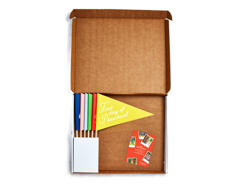 banners in a box