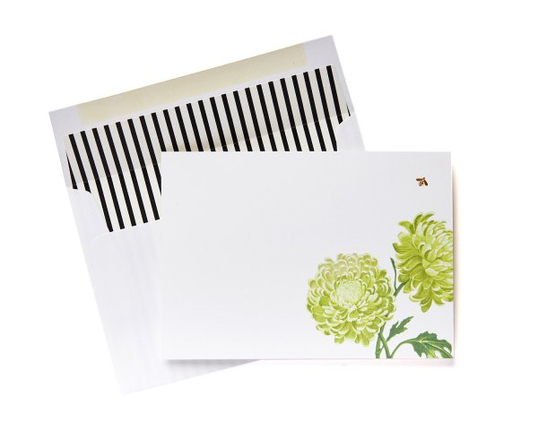blossom deary boxed stationery set