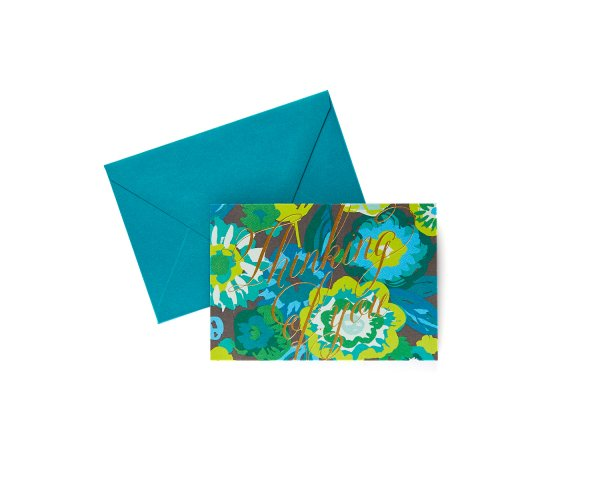 thinking of you boxed stationery