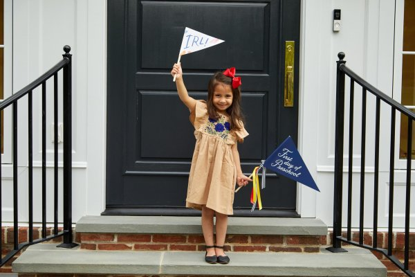 back to school mini pennants